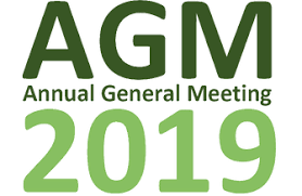 2019 AGM date is announced